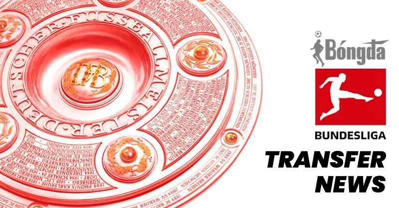 Chuyển nhượng Bundesliga mới nhất: Dortmund 'treo giá' 25 triệu euro cho Brandt