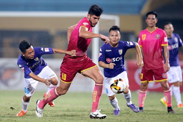 Cuộc đua gay cấn giữa Sài Gòn FC và Hà Nội FC