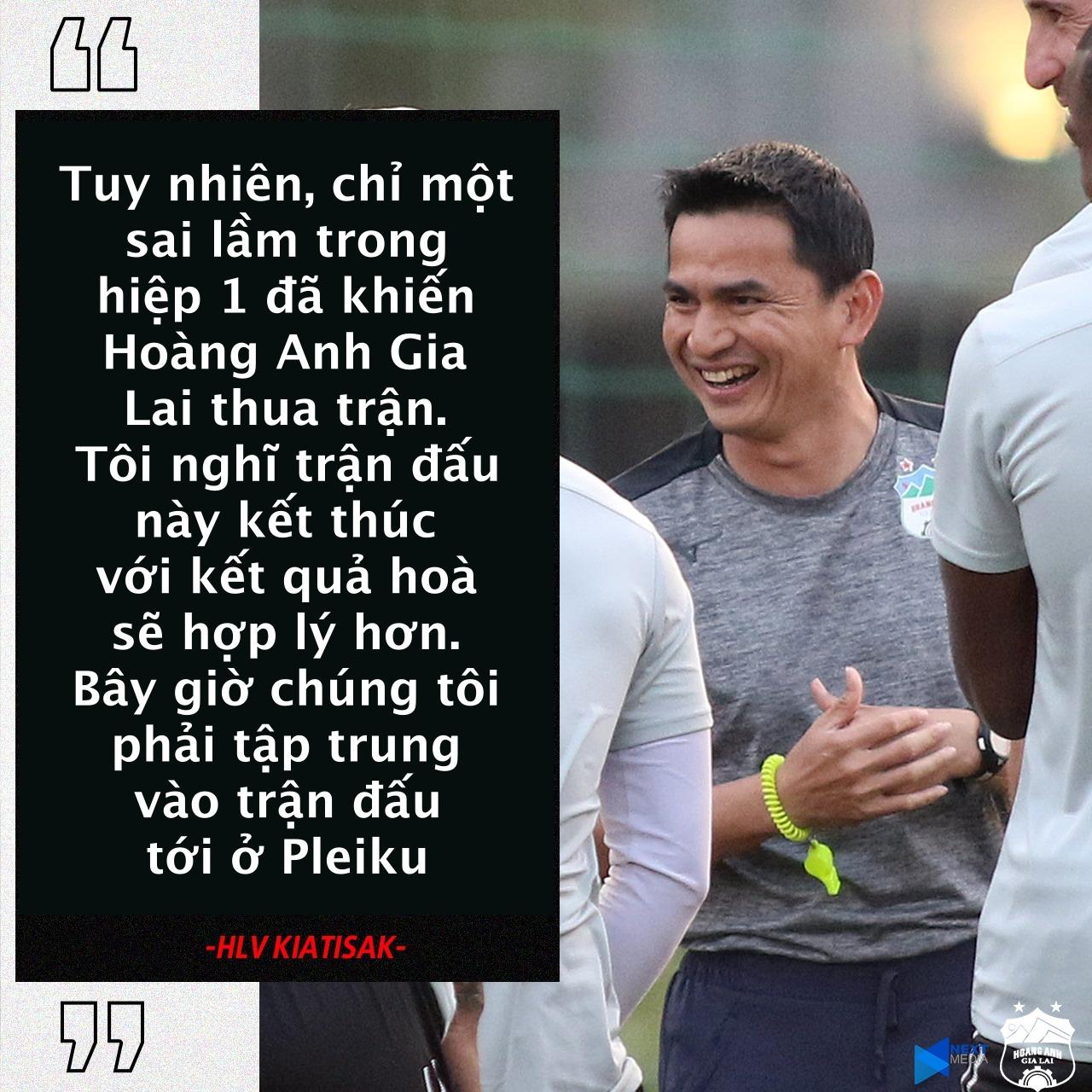 CLB HAGL tuy thua Sài Gòn nhưng mở ra tia hy vọng mới