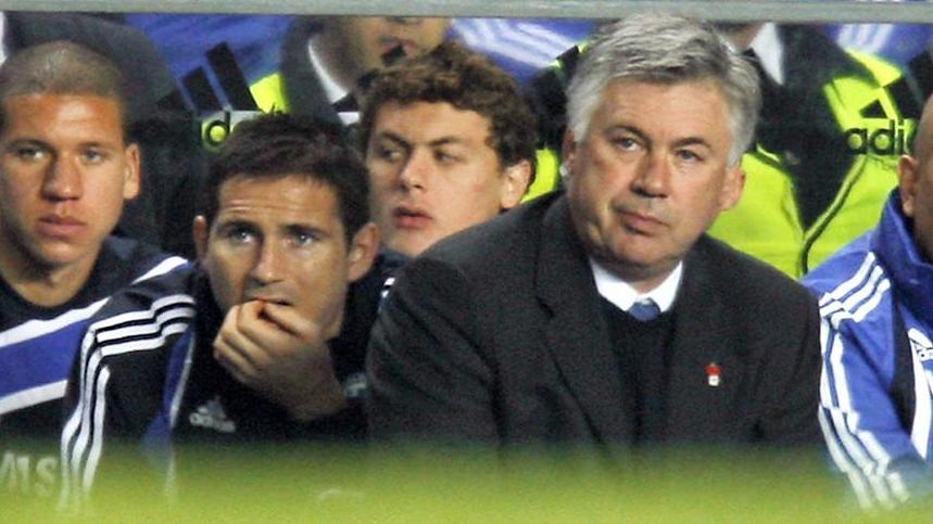 Frank Lampard nói về tầm ảnh hưởng của Carlo Ancelotti trước cuộc đụng độ với Everton