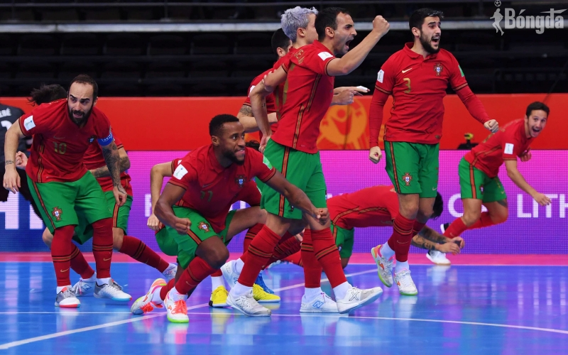 2021 FIFA Futsal World Cup: Bồ Đào Nha chạm trán ĐKVĐ Argentina tại chung kết