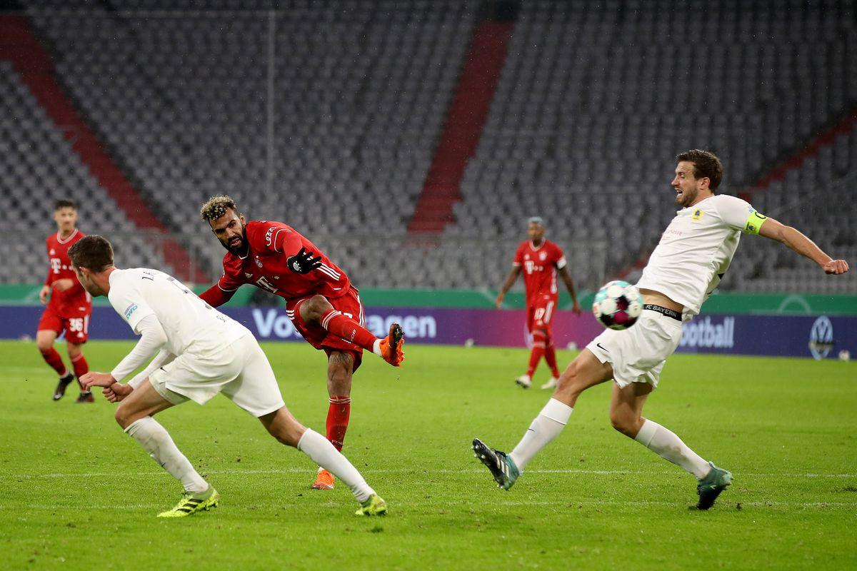 Choupo-Moting vui mừng khi bắt đầu cuộc sống ở Bayern