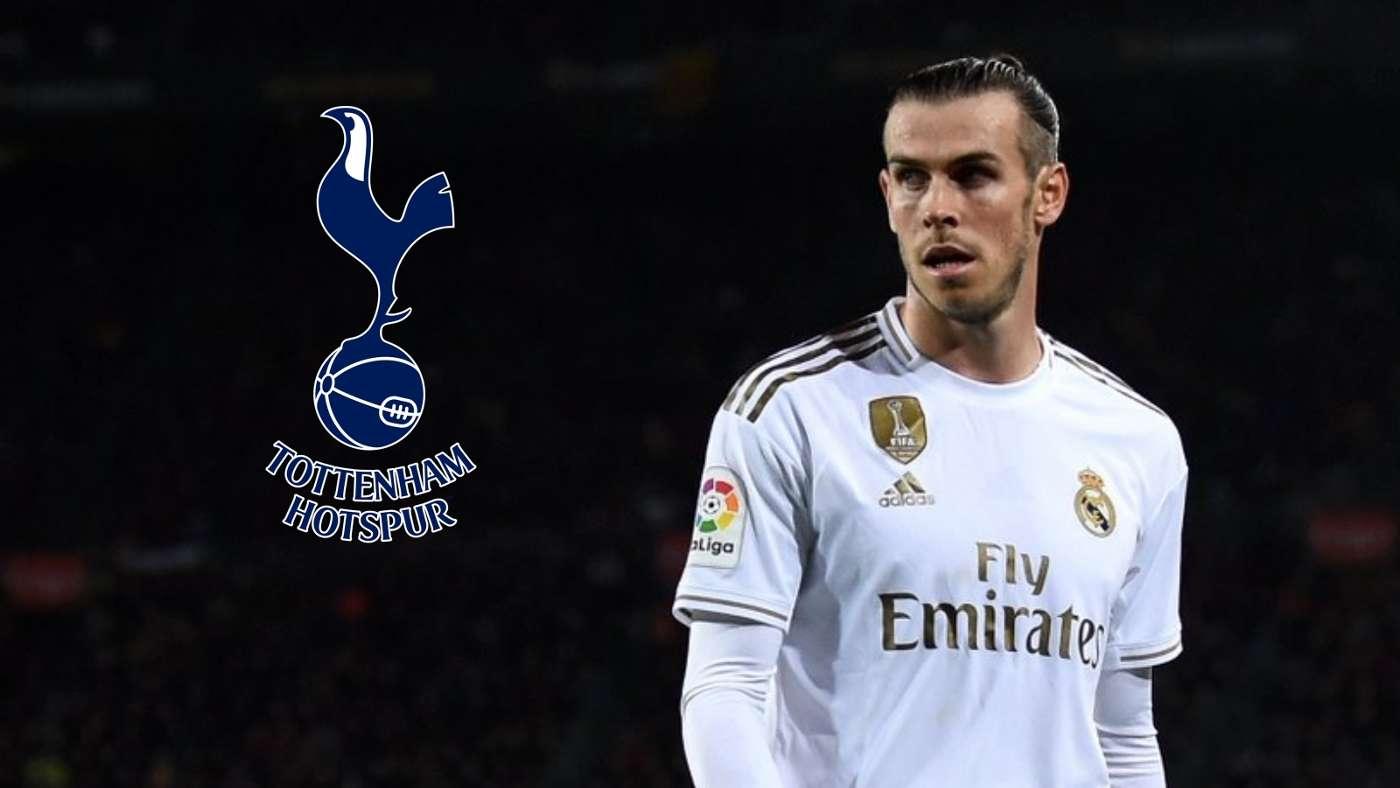 Bale chia tay sân Bernabeu trở lại Ngoại Hạng Anh