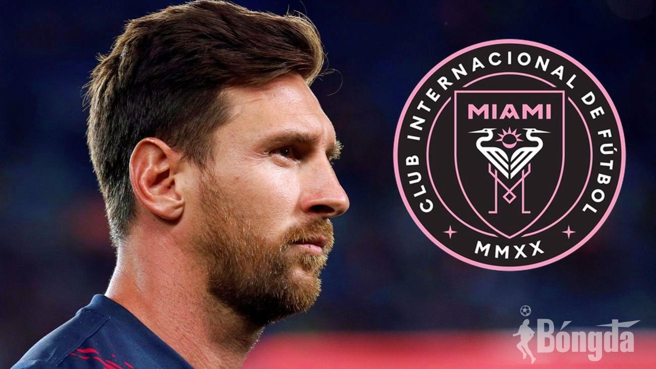 """Messi """"đàm phán nghiêm túc"""" với David Beckham về việc khoác áo Inter Miami"""