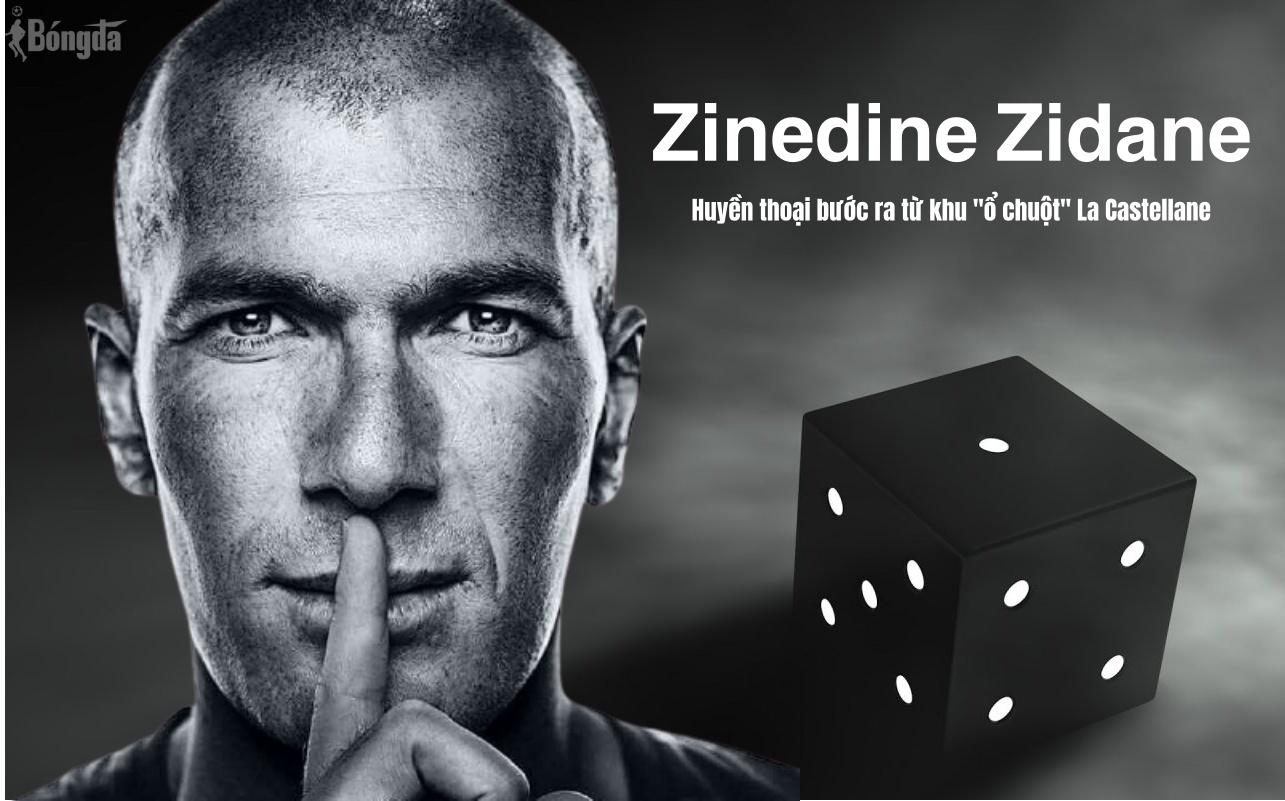 "Zinedine Zidane: Huyền thoại bước ra từ khu ""ổ chuột"" La Castellane (Phần 2)"