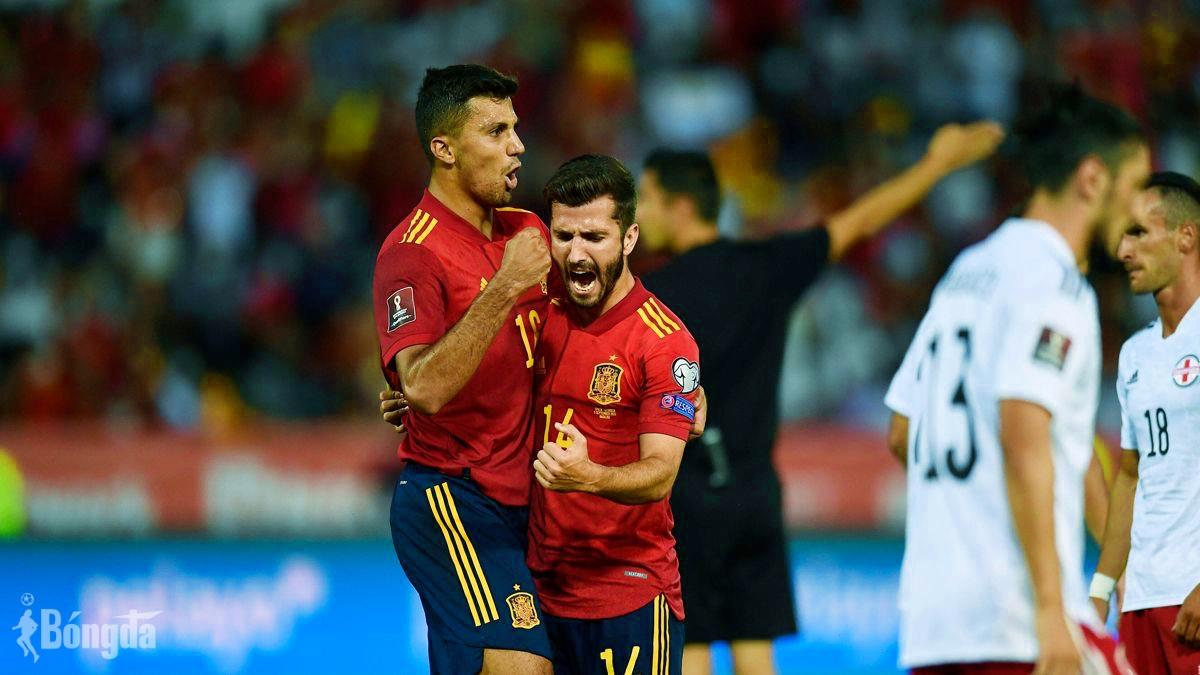 Vòng loại World Cup 2022: Đức, Tây Ban Nha đè bẹp đối thủ với chiến thắng đậm