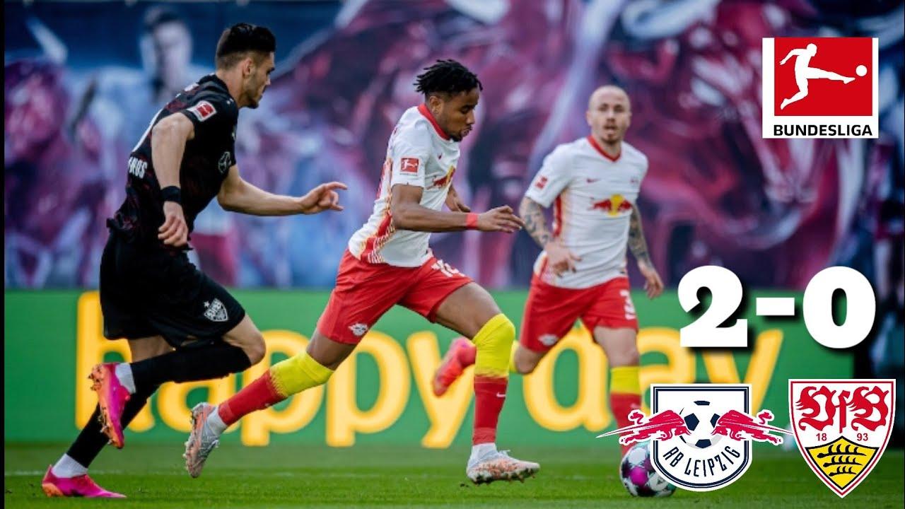 Leipzig 2-0 Stuttgart: Leipzig đánh bại Stuttgart, trì hoãn chức vô địch của Bayern Munich