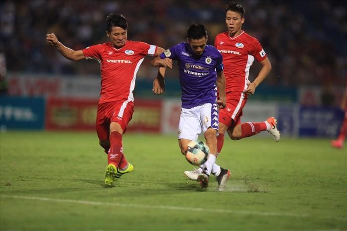 Viettel đấu với CLB Sài Gòn mà không có sự có mặt của Bùi Tiến Dũng