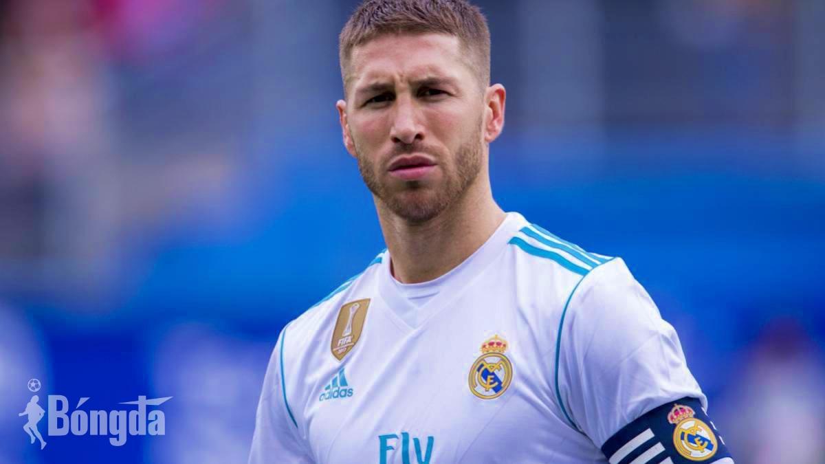 Chuyển nhượng Ngoại hạng Anh: Man City thất bại trong cuộc đua thâu tóm Sergio Ramos
