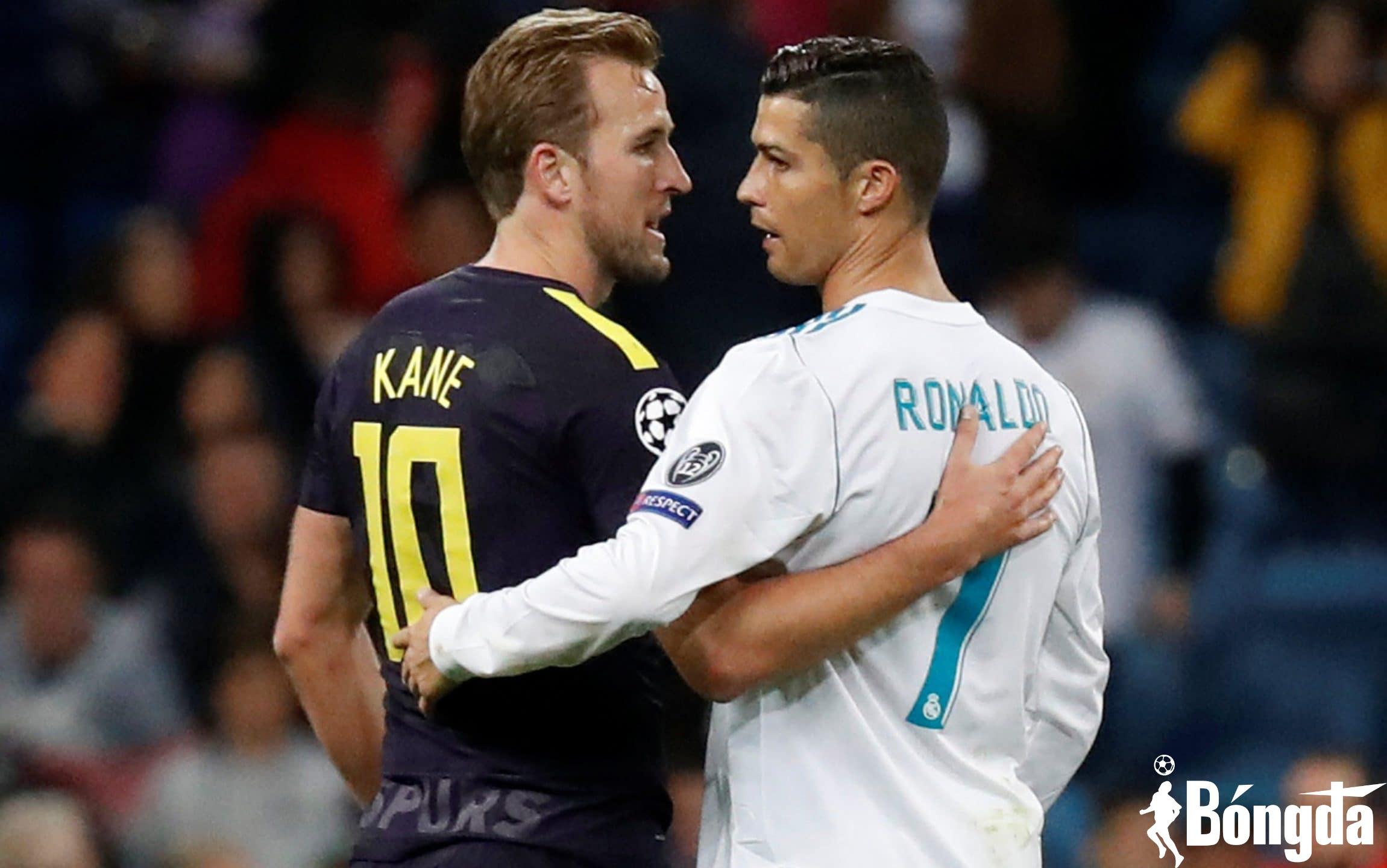 """HOT: Manchester United muốn """"thâu tóm"""" Ronaldo và Harry Kane"""