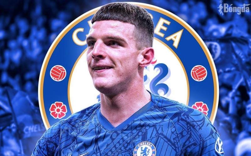 Declan Rice từ chối gia hạn West Ham, Chelsea chuẩn bị nhảy vào cuộc đua