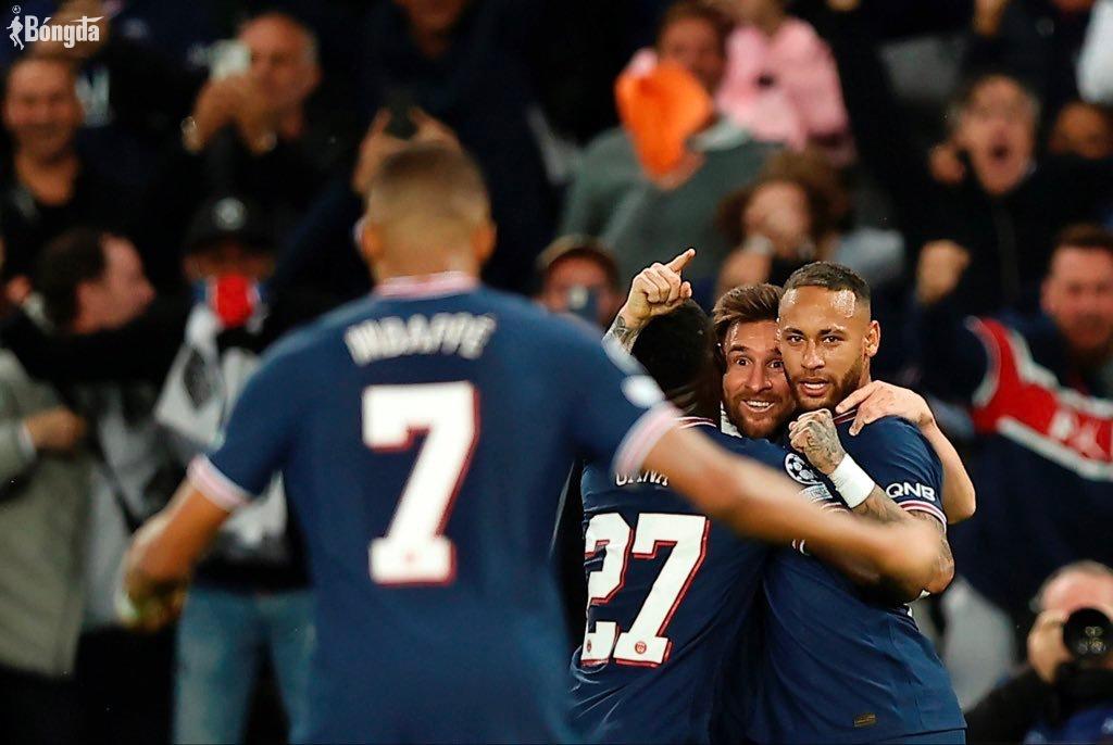 Messi lên tiếng sau siêu phẩm đầu tiên trong màu áo PSG