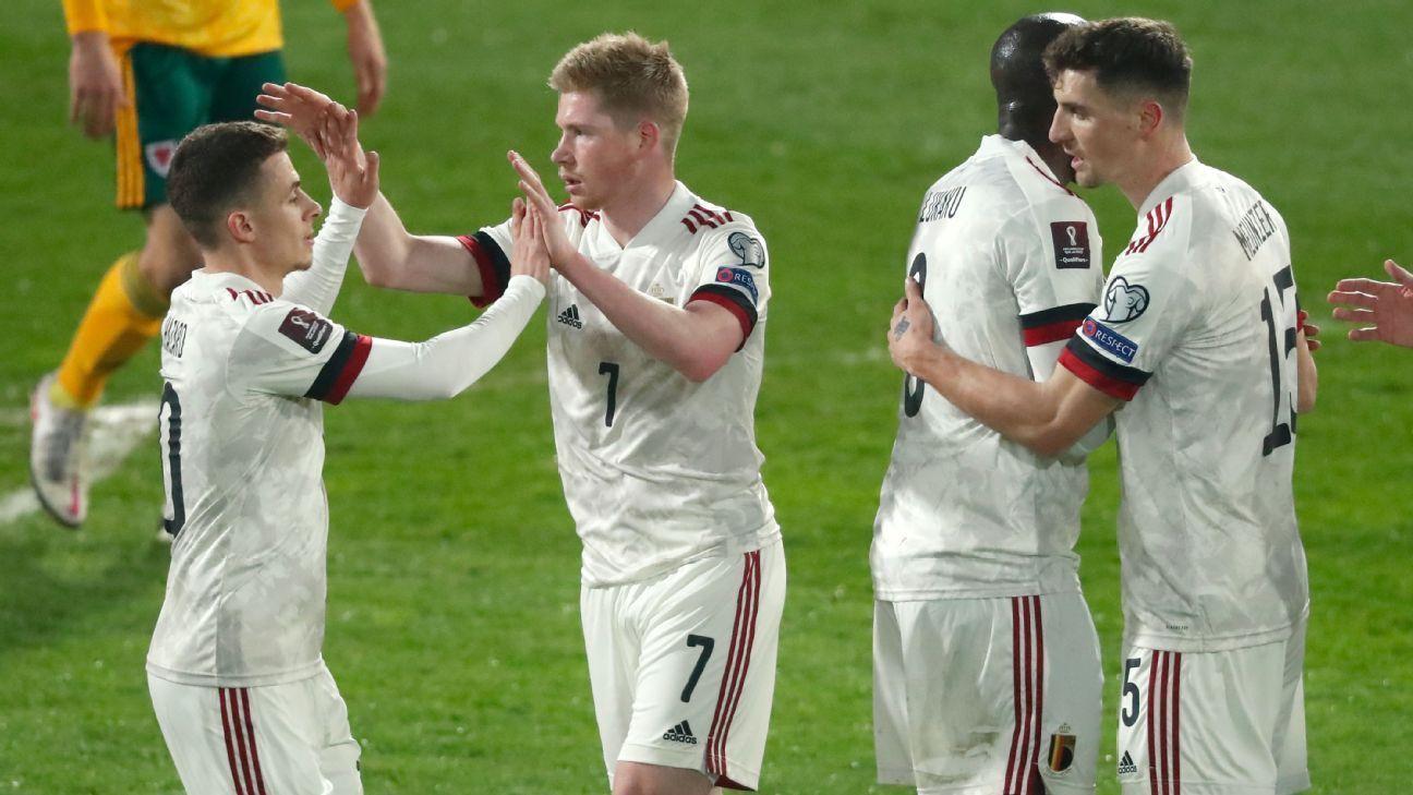 Bỉ 3-1 Wales: Kevin De Bruyne toả sáng