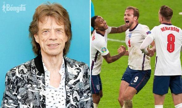 EURO 2020: Mick Jagger của nhóm nhạc lừng danh The Rolling Stones bị phạt 10.000 bảng Anh vì cổ vũ tuyển Anh?