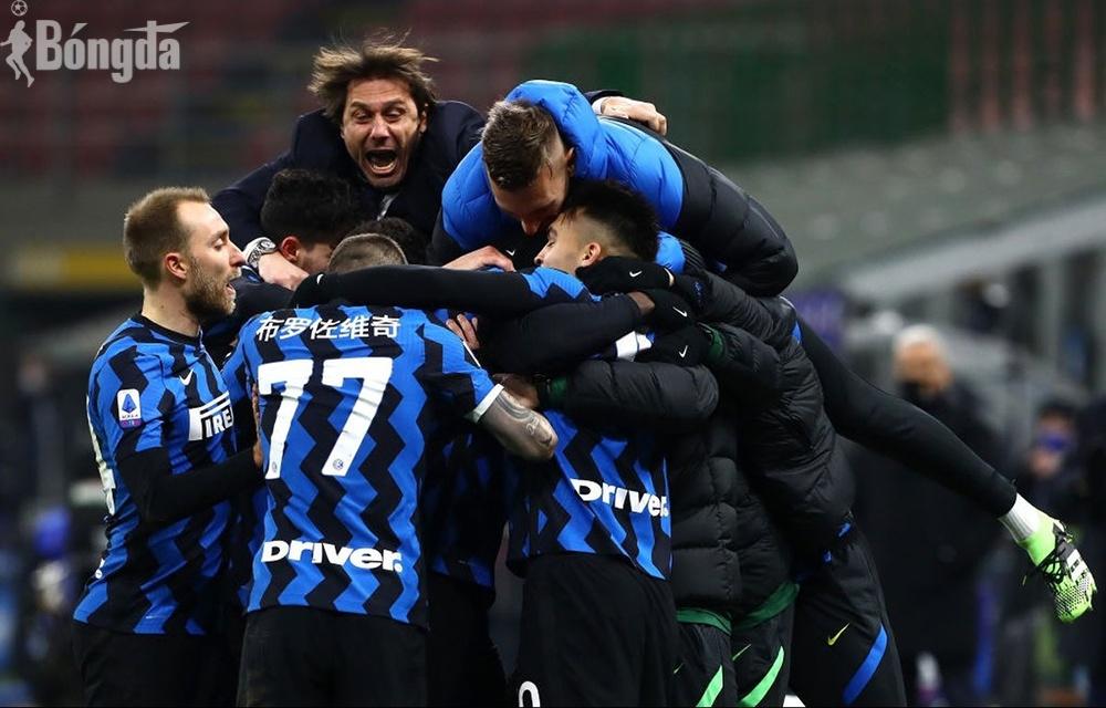Nhìn lại Serie A 20/21: Inter Milan đăng quang ngôi vô địch sau 11 năm chờ đợi
