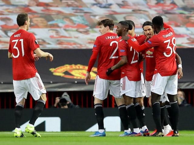 Manchester United sẽ gặp AS Roma tại vòng bán kết sau khi đánh bại Granada tại tứ kết Europa League