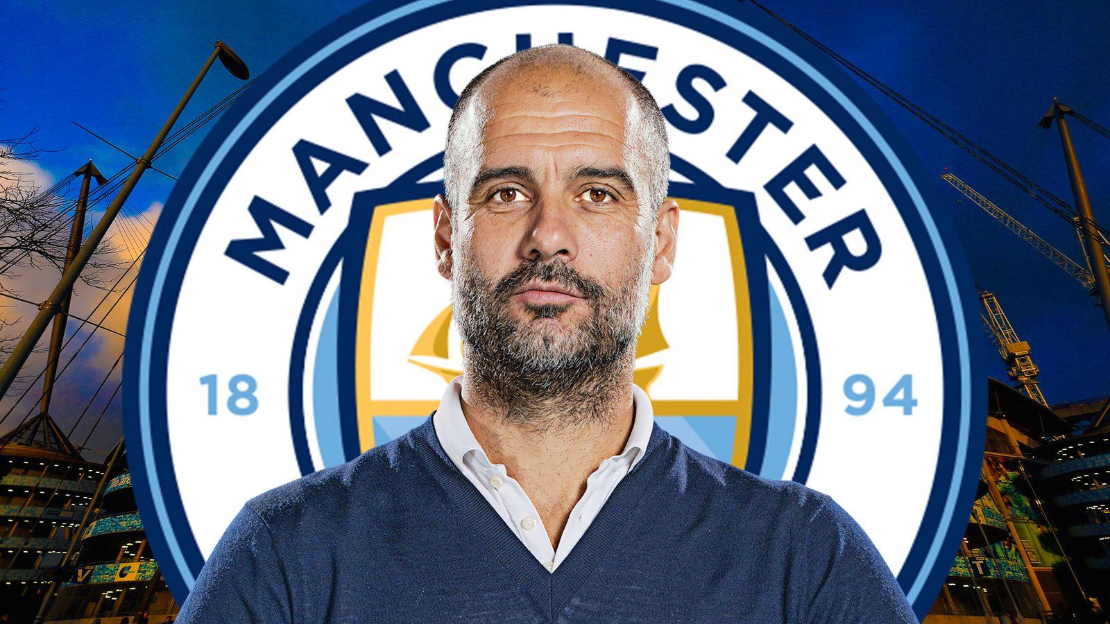 """Manchester City """"có thể có được HLV vĩ đại nhất mọi thời đại"""" dưới thời Guardiola"""