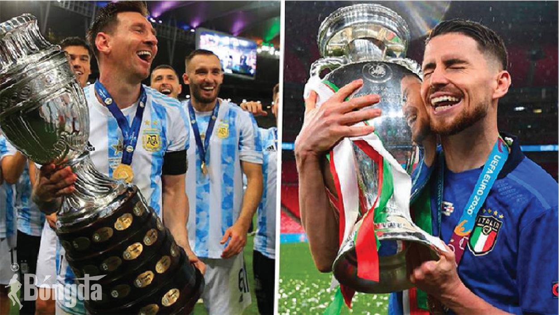 Sau Quả bóng vàng, Messi tiếp tục đụng độ Jorginho tại siêu cúp liên lục địa
