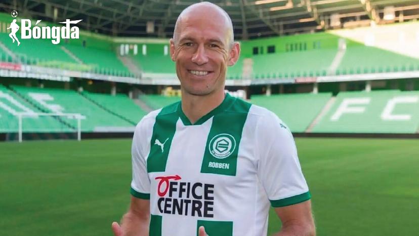 Robben giải nghệ lần hai ở tuổi 37, liệu sẽ có lần thứ ba?