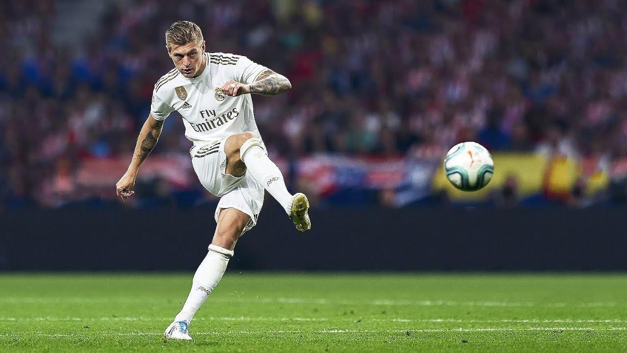 """Real Madrid và lối đá """"Route One"""": Tầm quan trọng của những đường chuyền dài trong bóng đá đỉnh cao"""