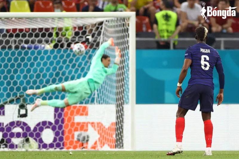 Paul Pogba nằm trong top ứng cử viên có bàn thắng đẹp nhất của UEFA