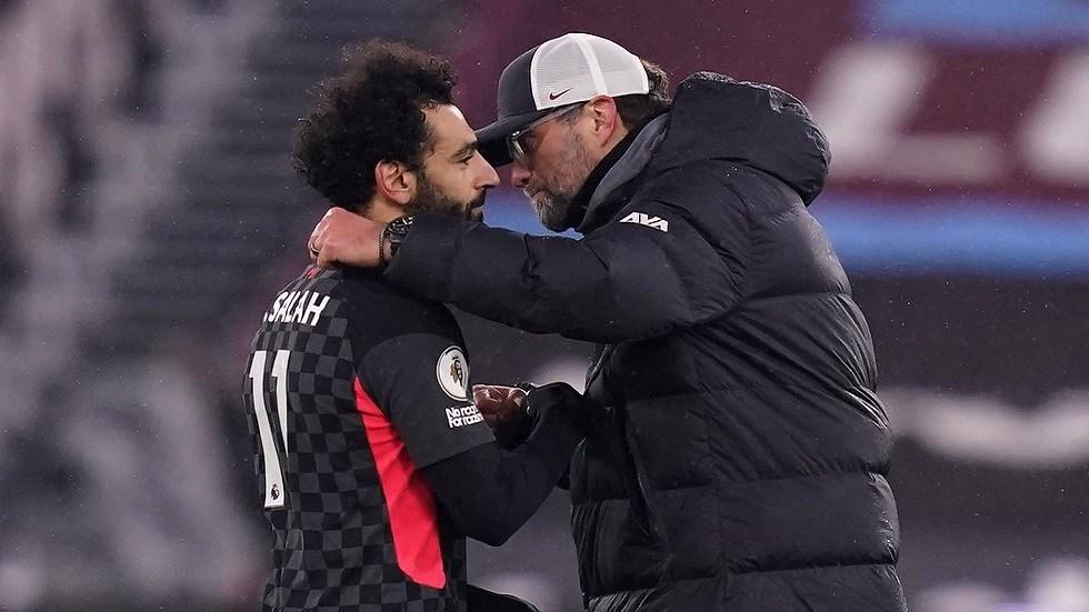HLV Liverpool ca ngợi thành tích của Mohamed Salah