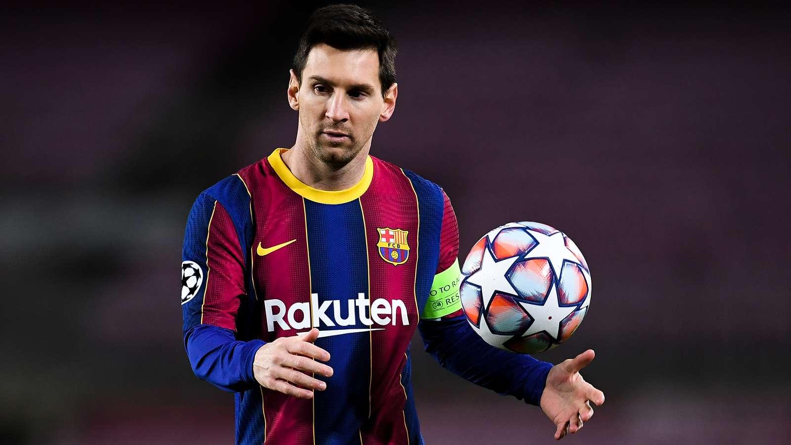 Messi bất ngờ gia hạn hợp đồng với Barca?