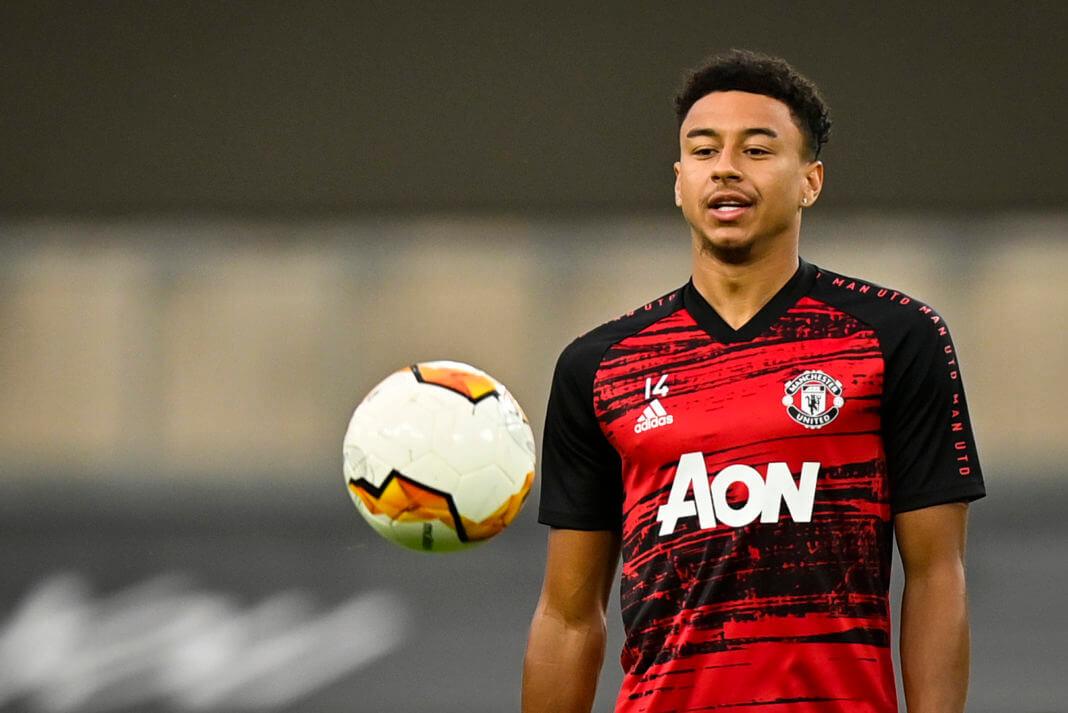 Jesse Lingard chờ quyết định của Man Utd về khả năng rời đi theo dạng cho mượn
