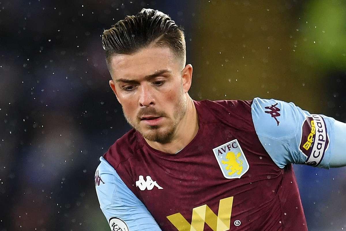 Jack Grealish đứng đầu danh sách muốn chiêu mộ của Man City trong kỳ chuyển nhượng hè 2021