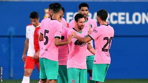 Messi sẽ tuột mất cơ hội đối đầu với Real