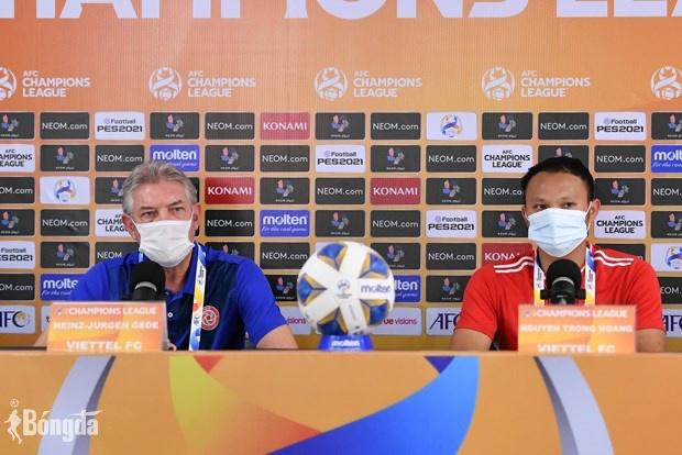 AFC Champions League 2021: ĐT Việt Nam quyết đánh bại nhà vô địch Thái