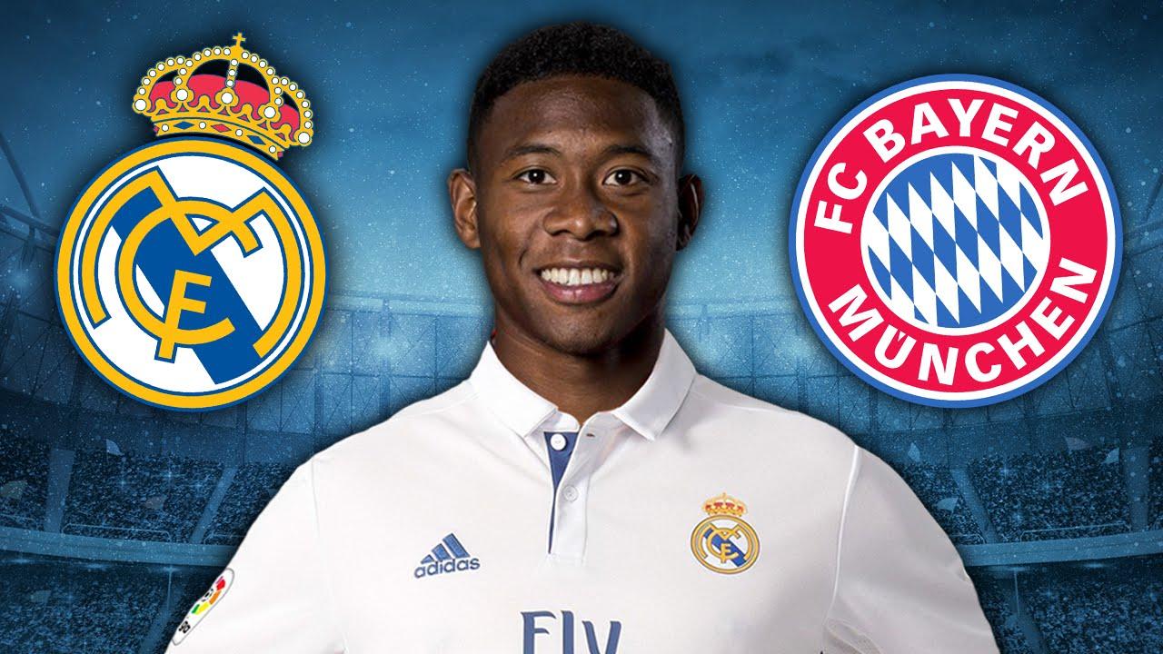 Alaba của Bayern Munich đến Real Madrid với mức lương yêu cầu cao hơn cả Sergio Ramos