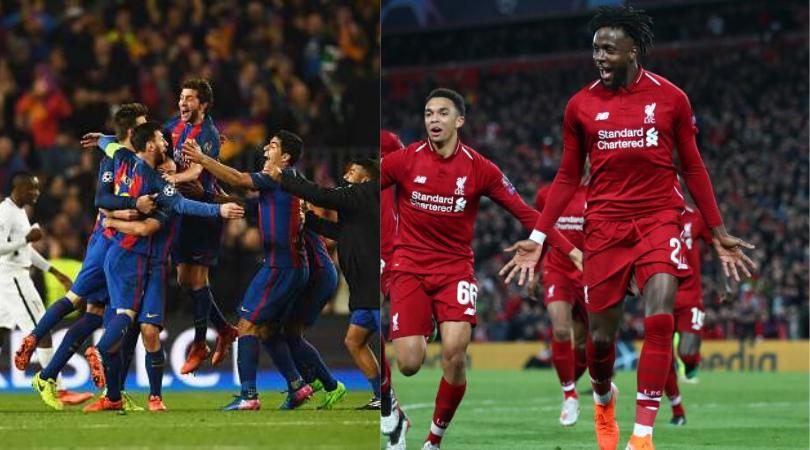 Top trận lội ngược dòng tuyệt vời nhất trong lịch sử Champions League (phần 1)