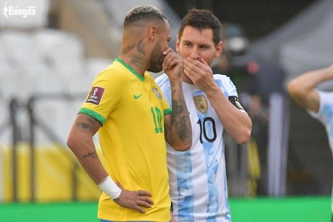 Brazil vs Argentina: bị huỷ vì Covid 19, Messi bức xúc lên tiếng