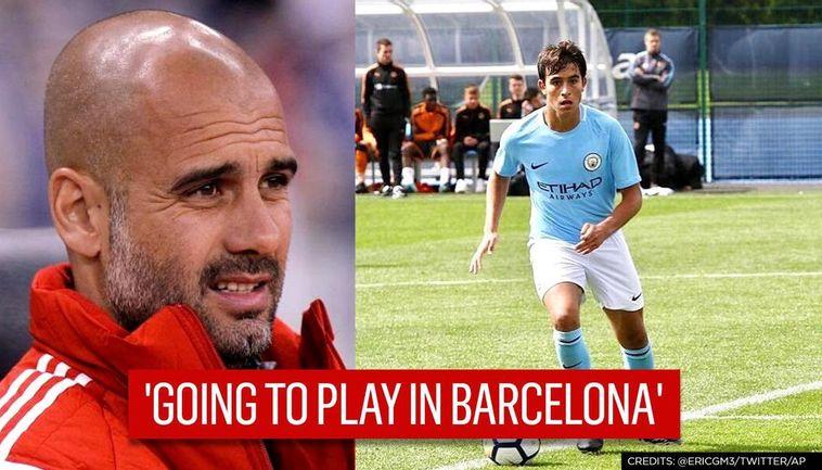 HLV Guardiola: Garcia sắp chuyển đến Barcelona