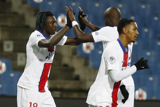 PSG tìm lại chiến thắng tại Ligue 1