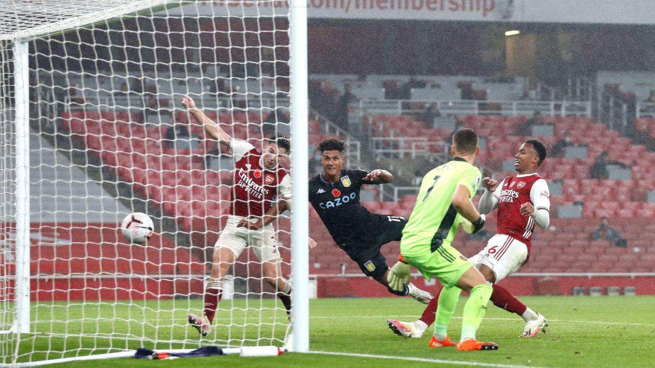 """Aston Villa tạo nên """"cơn địa chấn"""" thứ hai trên sân khách"""