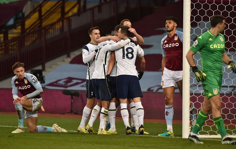 Aston Villa 0-2 Tottenham: Vinicius và Kane thúc đẩy hy vọng top 4 của Spurs