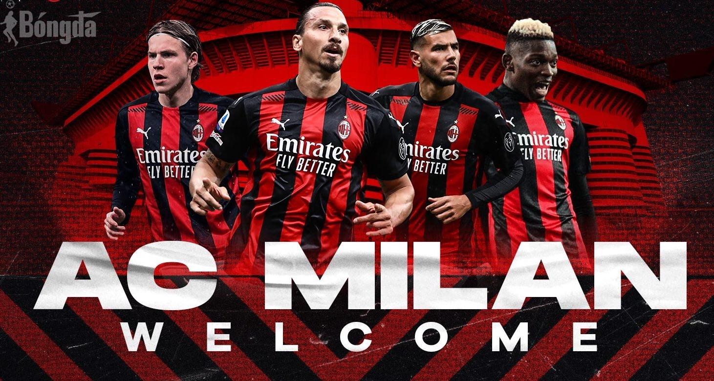 Không phải Juventus, Milan chính là đại gia chi tiền nhiều nhất Serie A mùa hè này
