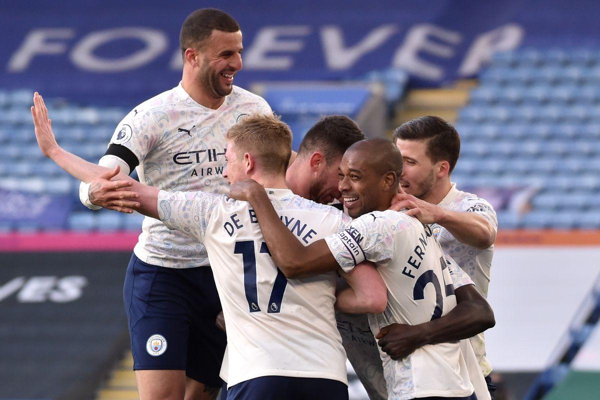 Man City có cơ hội vô địch Champions League?