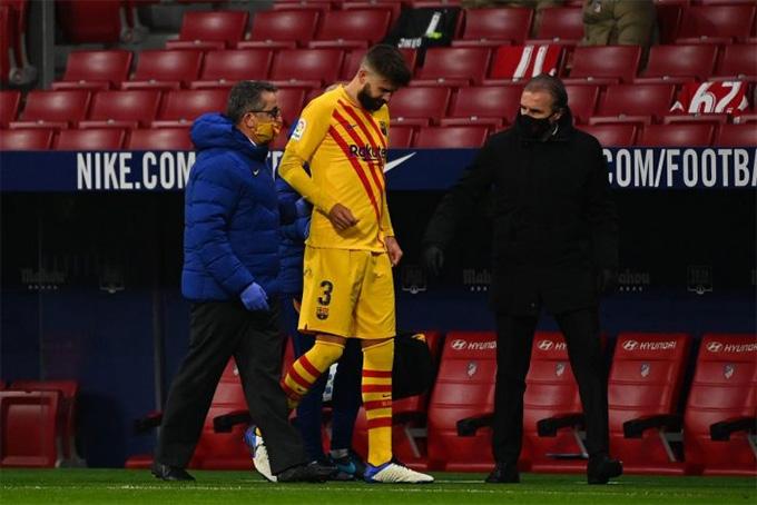 Barcelona lên kế hoạch ký hợp đồng chuyển nhượng để thay thế Pique