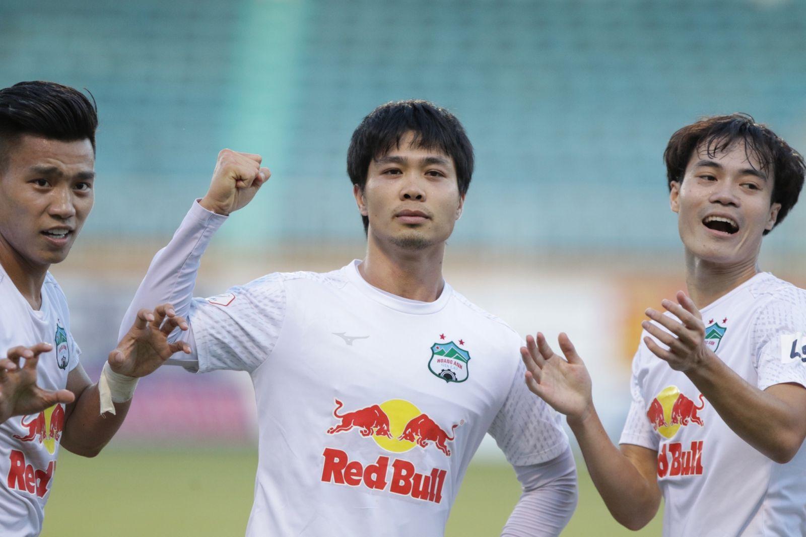 Công Phượng sẽ vắng mặt tại vòng 13 V-League 2021?