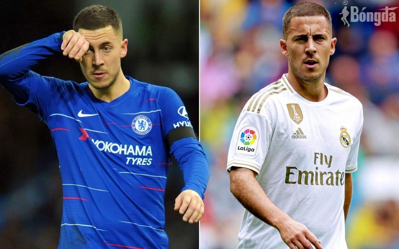 Được đánh giá chỉ kém Ronaldo và Messi, Eden Hazard sáng cửa trở lại Chelsea