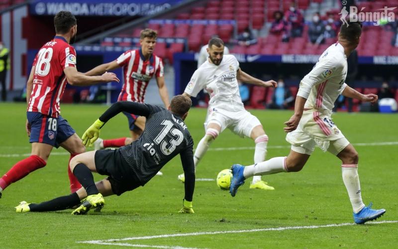 Các trận đấu La Liga của Atletico và Real Madrid bị hoãn do VL World Cup 2022