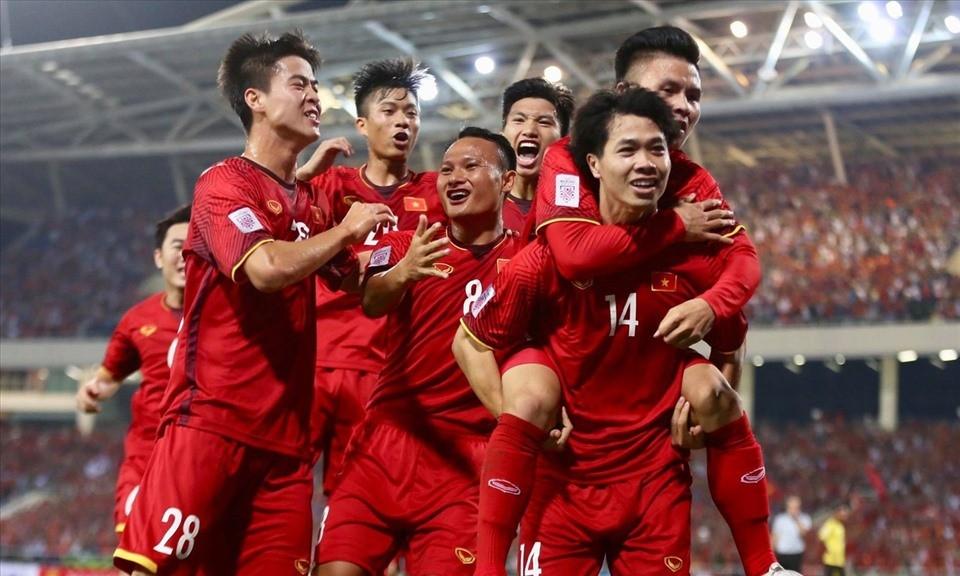 Bảng xếp hạng FIFA: ĐTQG Việt Nam thăng hạng, dẫn đầu bóng đá Đông Nam Á