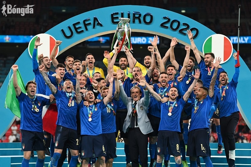 EURO 2020: Giải mã bí ẩn trên chấm 11m tại đêm chung kết