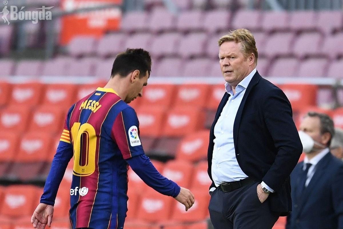Điểm nhấn La Liga 20/21:  Barca thất bại trong việc bảo vệ ngôi vương