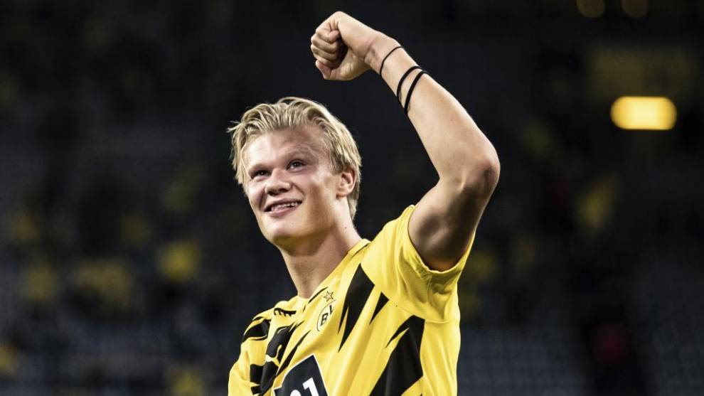 Erling Haaland ẵm giải Golden Boy 2020