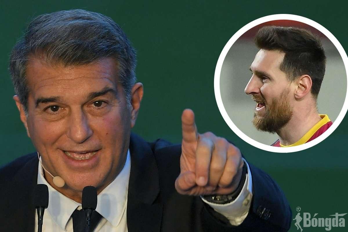 HOT: Barcelona khốn đốn giữ Messi ở lại