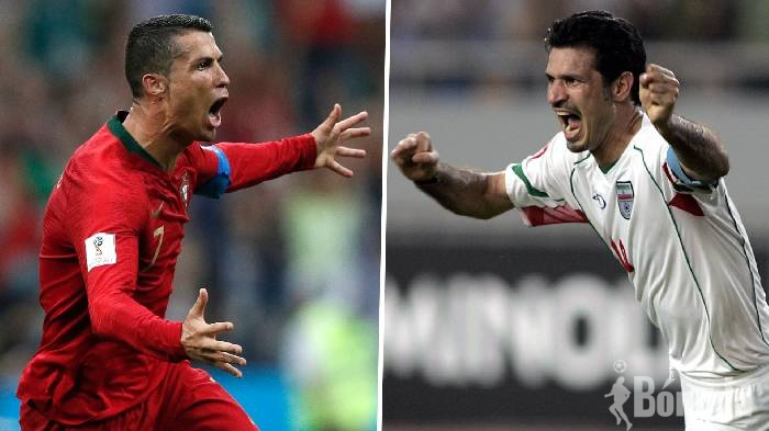 HOT: Ronaldo sắp vượt kỷ lục mọi thời đại của Ali Daei